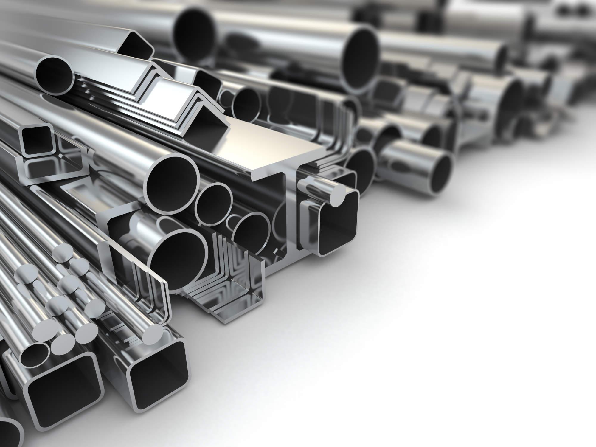 Stahl, Metallprofile
